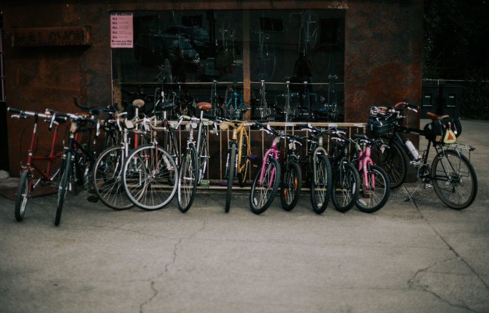 Cykler kan holde til en hel del